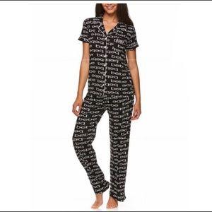 NWT Bebe Pajama Set